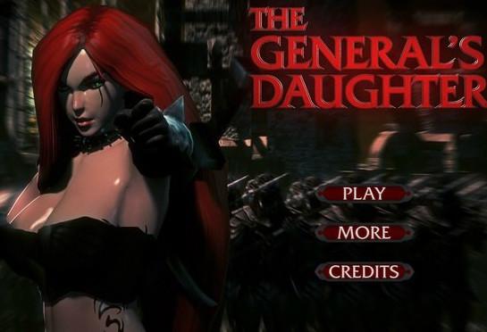 Studio Fow - Katarina: The General's Daughter