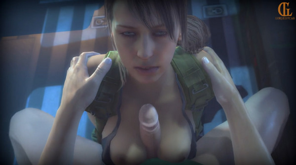 LorgeGucas - MGS Quiet - A Buddy With Benefits