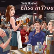 KahVegZul - Girls Hostel: Elisa in Trouble