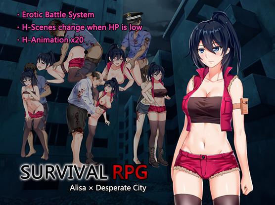Alisa X Desperate City