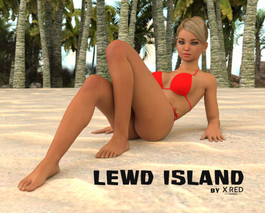 XRed Games - Lewd Island (Update) Day 9 Morning