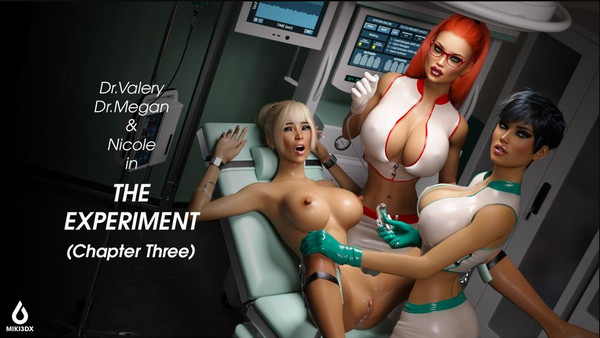 Art by Miki3dx - The Experiment Chapter Three