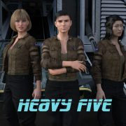Nottravis - Heavy Five (Update) Ch. 3 Ver.1.1