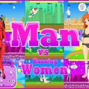 Xaxxe – Man vs Running Women (Eng)