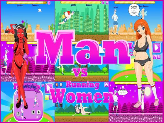 Xaxxe - Man vs Running Women (Eng)