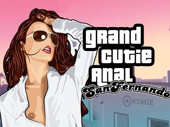 Somavision LLC - Grand Cutie Anal