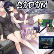 Near-Past Game – SODOM-City of violence and two girls