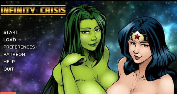 Sexyverse Games - Infinity Crisis