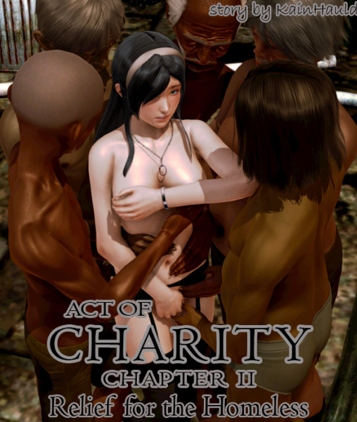 Art by KainHauld - Act of Charity (Chapter 1 - 2)