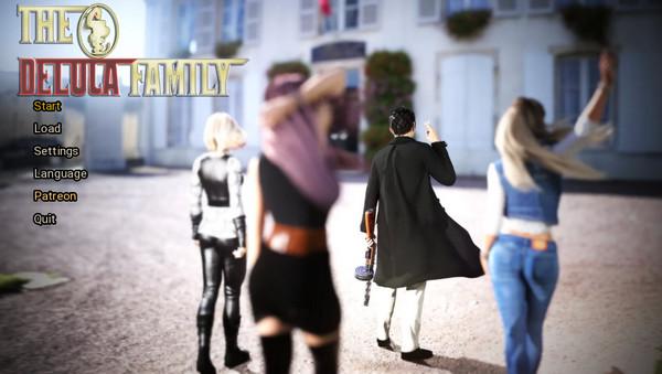 HopesGaming - The DeLuca Family (Update) Ver.0.05