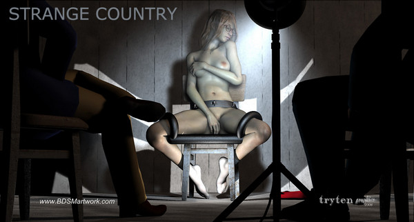 Art by Tryten – Strange Country