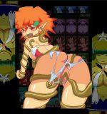 Rakugaki Games – Tenta Shooter (Uncen/Eng)
