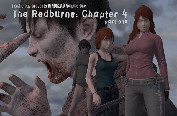 Inkalicious - Kindread: The Redburns (InProgress) Ch. 4 - Part 1