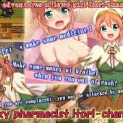 Peach Palette – Sexy Pharmacist Itori-chan (Eng)