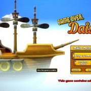 OnModel3D – Game Over, Daisy