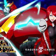 Kagura Games – RaiOhGar: Asuka and the King of Steel